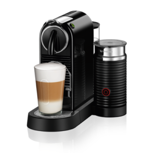 Nespresso – Citiz & Milk