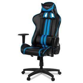Arozzi Mezzo Gaming Chair – Blue