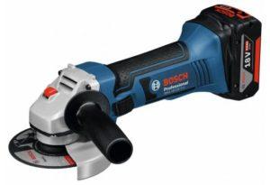 Bosch GWS 18-125 V-LI Professional (Inkl. akku)