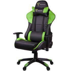 Paracon ROGUE XL Gamer Stol – Grøn