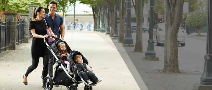 Test af barnevogne – Find den bedste barnevogn