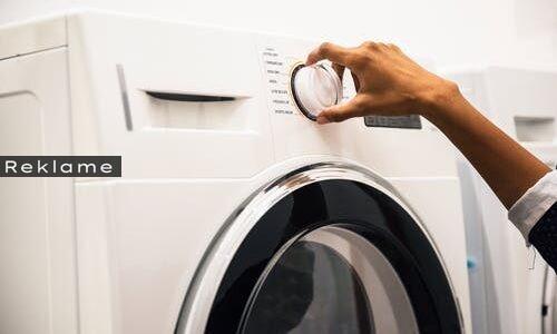 Invester i en ny vaskemaskine og gør hverdagen lettere