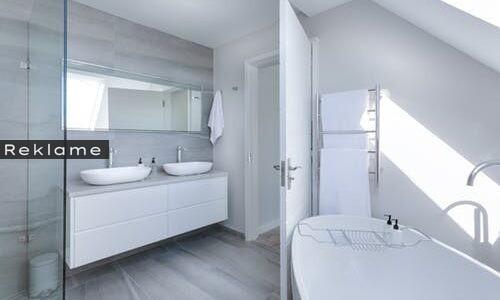Få inspiration til et luksuriøst badeværelse