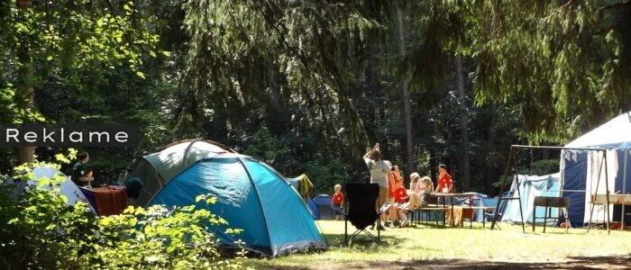 Sådan finder du det bedste telt til sommerferien